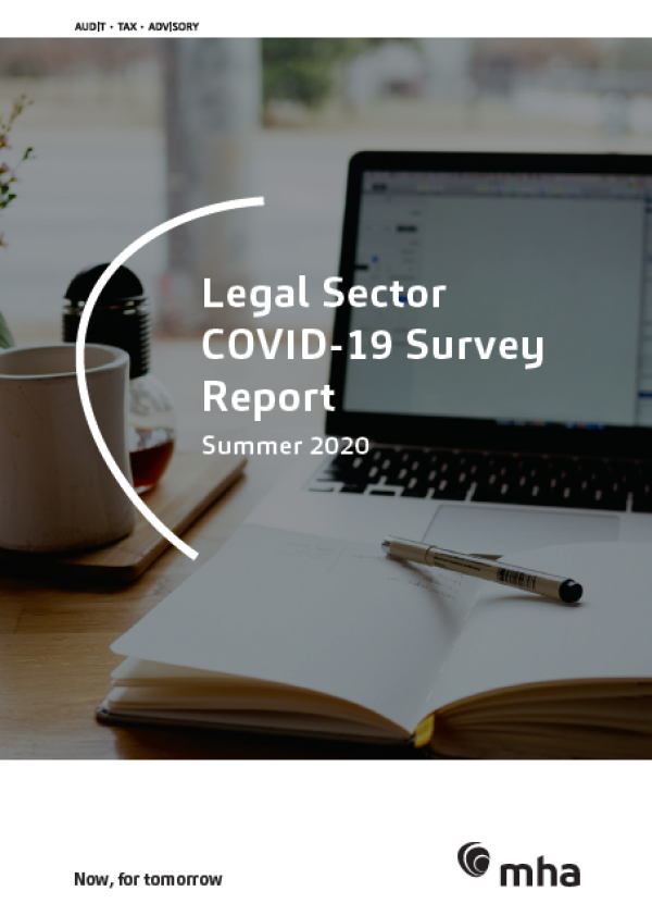 Legal Sector Covid 19 Survey Report